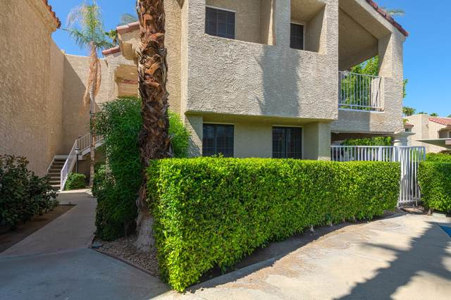 2700 Golf Club Drive, Palm Springs, CA 92264 (MLS #219030814) :: The John Jay Group - Bennion Deville Homes