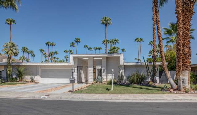 1502 E Sierra Way, Palm Springs, CA 92264 (MLS #219030825) :: The John Jay Group - Bennion Deville Homes