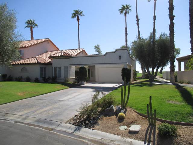 715 Vista Lago Circle, Palm Desert, CA 92211 (MLS #219030826) :: The Sandi Phillips Team