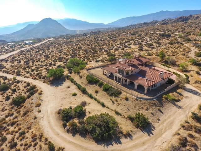 56375 Bighorn Drive, Mountain Center, CA 92561 (MLS #219030849) :: Mark Wise | Bennion Deville Homes