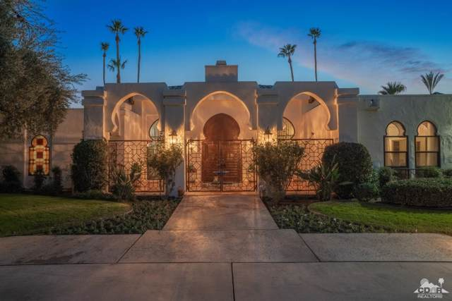 11 Clancy Lane, Rancho Mirage, CA 92270 (MLS #219030918) :: The Sandi Phillips Team