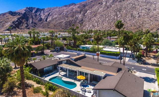 450 S Monte Vista Drive, Palm Springs, CA 92262 (MLS #219030954) :: The John Jay Group - Bennion Deville Homes