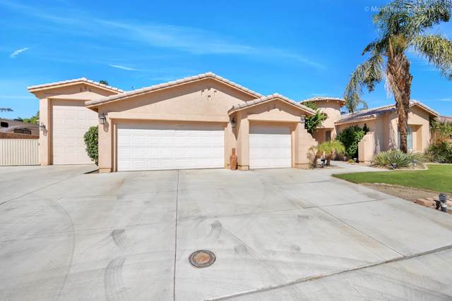 48365 Calle Del Sol, Indio, CA 92201 (MLS #219030963) :: Bennion Deville Homes