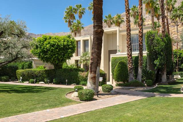 555 W Baristo Road, Palm Springs, CA 92262 (MLS #219030970) :: The John Jay Group - Bennion Deville Homes
