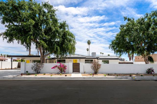 628 Desert Way, Palm Springs, CA 92264 (MLS #219031020) :: The Sandi Phillips Team