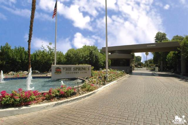 21 Cornell Drive, Rancho Mirage, CA 92270 (MLS #219031036) :: The Sandi Phillips Team