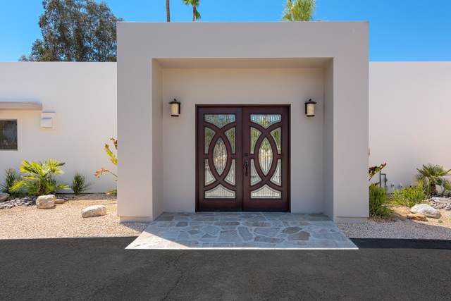 855 W Panorama Road, Palm Springs, CA 92262 (MLS #219031091) :: Brad Schmett Real Estate Group