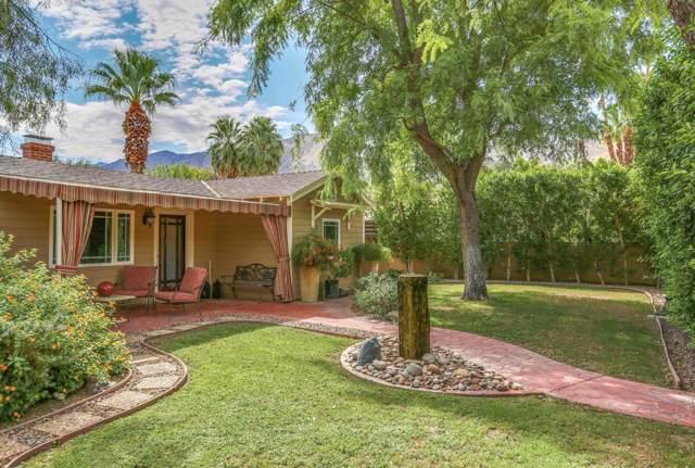 1075 E El Alameda, Palm Springs, CA 92262 (MLS #219031126) :: Deirdre Coit and Associates