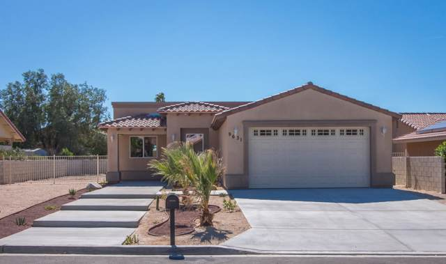 9631 Siwanoy Drive, Desert Hot Springs, CA 92240 (MLS #219031149) :: The Sandi Phillips Team