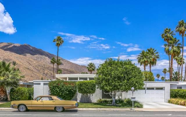 940 E Murray Canyon Drive, Palm Springs, CA 92264 (MLS #219031153) :: The Sandi Phillips Team