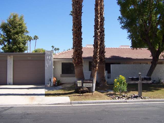562 S Sunshine Circle, Palm Springs, CA 92264 (MLS #219031174) :: The John Jay Group - Bennion Deville Homes