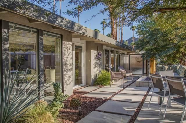 40990 Paxton Drive, Rancho Mirage, CA 92270 (MLS #219031178) :: The John Jay Group - Bennion Deville Homes