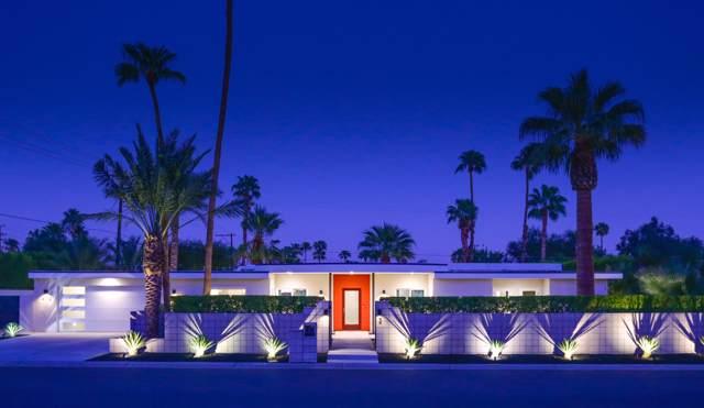 472 N Burton Way, Palm Springs, CA 92262 (MLS #219031220) :: Deirdre Coit and Associates