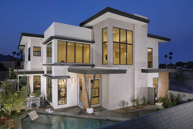 2723 Sunrise Sonata Lane, Palm Springs, CA 92262 (MLS #219031237) :: The John Jay Group - Bennion Deville Homes