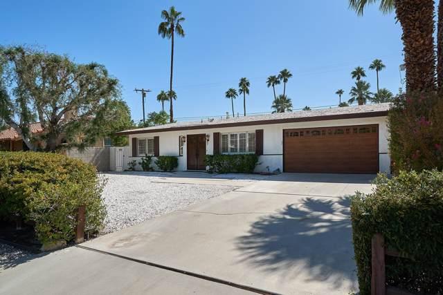 1301 E San Jacinto Way, Palm Springs, CA 92262 (MLS #219031299) :: Deirdre Coit and Associates