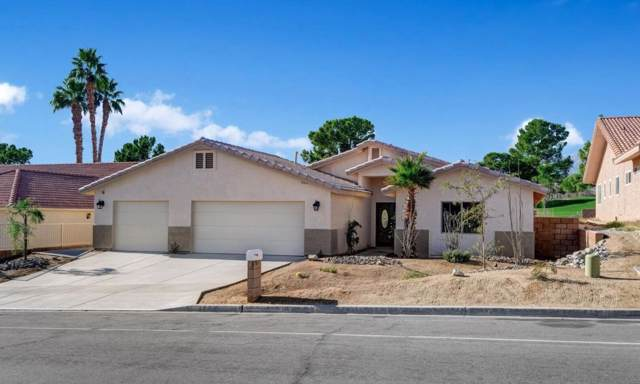 8751 Clubhouse Boulevard, Desert Hot Springs, CA 92240 (MLS #219031332) :: The Sandi Phillips Team