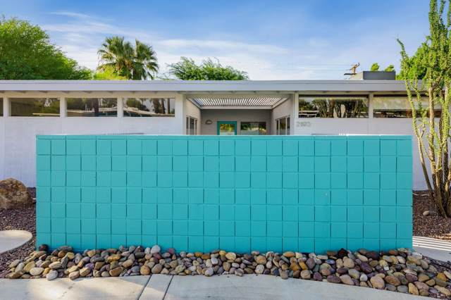 2193 E Terry Lane, Palm Springs, CA 92262 (MLS #219031345) :: The Sandi Phillips Team