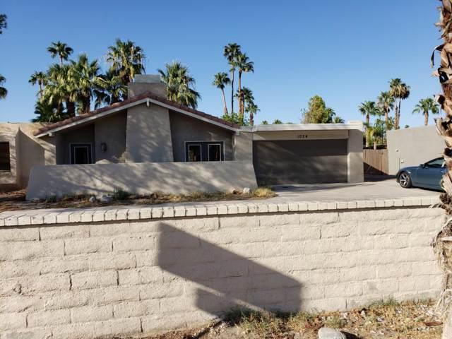 1024 E Vista Chino, Palm Springs, CA 92262 (MLS #219031430) :: Brad Schmett Real Estate Group
