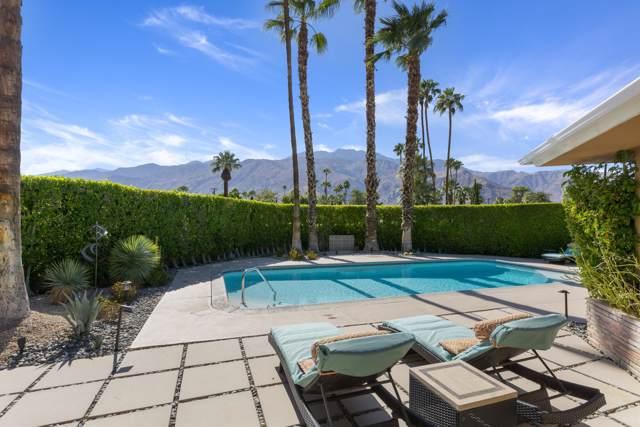 1428 E El Alameda, Palm Springs, CA 92262 (MLS #219031539) :: Brad Schmett Real Estate Group
