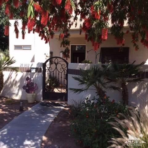 28802 Desert Princess Drive, Cathedral City, CA 92234 (MLS #219031542) :: The Sandi Phillips Team