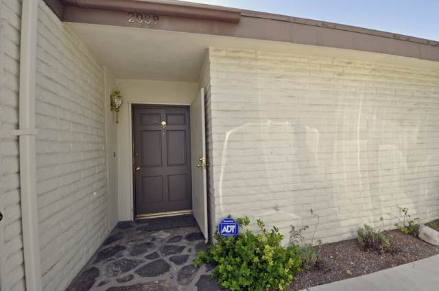 2089 S Calle Palo Fierro, Palm Springs, CA 92264 (MLS #219031598) :: The John Jay Group - Bennion Deville Homes