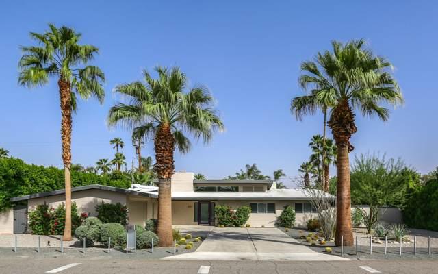 1576 E San Lorenzo Road, Palm Springs, CA 92264 (MLS #219031647) :: Brad Schmett Real Estate Group