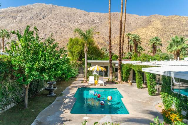 343 W Baristo Road, Palm Springs, CA 92262 (MLS #219031648) :: Brad Schmett Real Estate Group