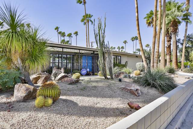 1545 S Calle Rolph, Palm Springs, CA 92264 (MLS #219031666) :: Mark Wise | Bennion Deville Homes
