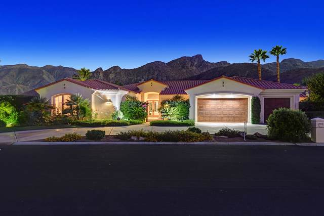 71335 W Thunderbird Terrace, Rancho Mirage, CA 92270 (MLS #219031695) :: The Sandi Phillips Team