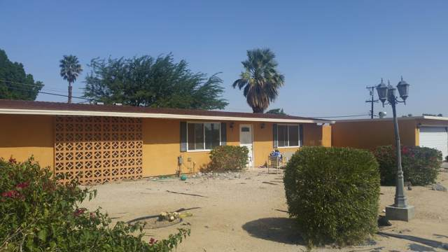 790 W Gateway Drive, Palm Springs, CA 92262 (MLS #219031706) :: Mark Wise | Bennion Deville Homes