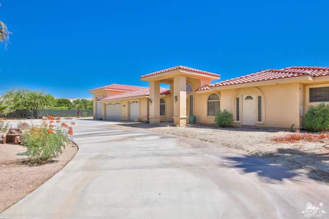 30550 Via Las Palmas, Thousand Palms, CA 92276 (MLS #219031724) :: The Sandi Phillips Team