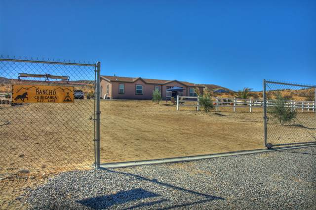20291 Ford Avenue, Desert Hot Springs, CA 92241 (MLS #219031756) :: The Sandi Phillips Team