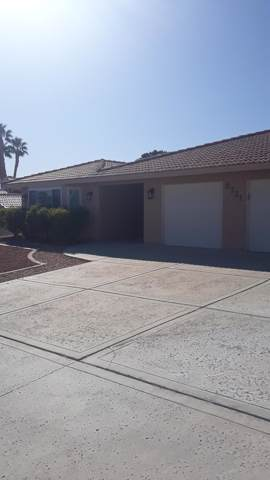 8731 Clubhouse Boulevard, Desert Hot Springs, CA 92240 (MLS #219031757) :: The Sandi Phillips Team