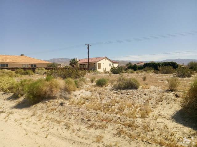 Lot 64 Desert Palm Drive, Thousand Palms, CA 92276 (MLS #219031780) :: The Sandi Phillips Team