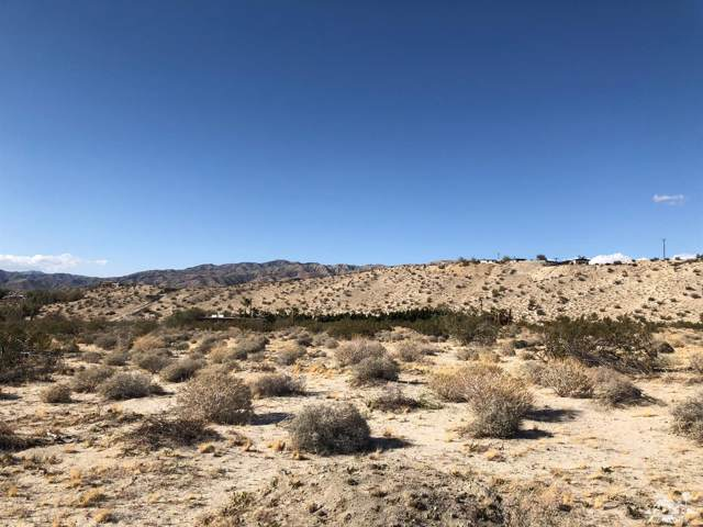 0 Marion Way, Desert Hot Springs, CA 92240 (MLS #219031788) :: The Sandi Phillips Team