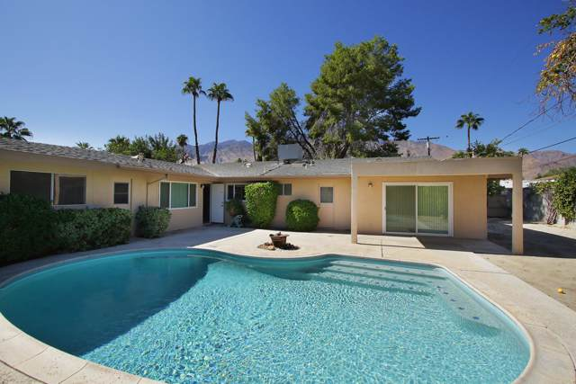2004 E Calle Lileta, Palm Springs, CA 92262 (MLS #219031796) :: Brad Schmett Real Estate Group