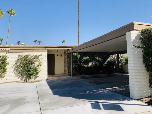 2078 S Lagarto Way, Palm Springs, CA 92264 (MLS #219031808) :: The John Jay Group - Bennion Deville Homes