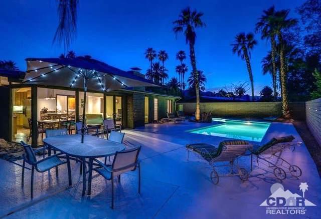 71828 San Gorgonio Road, Rancho Mirage, CA 92270 (MLS #219031827) :: Brad Schmett Real Estate Group