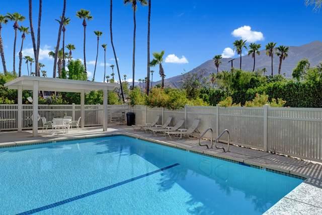 223 W Via Escuela, Palm Springs, CA 92262 (MLS #219031829) :: Brad Schmett Real Estate Group