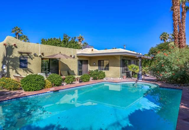 1127 N Calle Marcus, Palm Springs, CA 92262 (MLS #219031856) :: Brad Schmett Real Estate Group