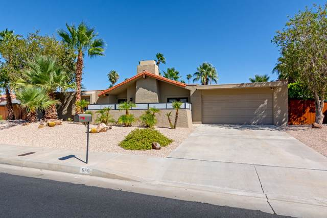 550 N Burton Way, Palm Springs, CA 92262 (MLS #219031858) :: Brad Schmett Real Estate Group