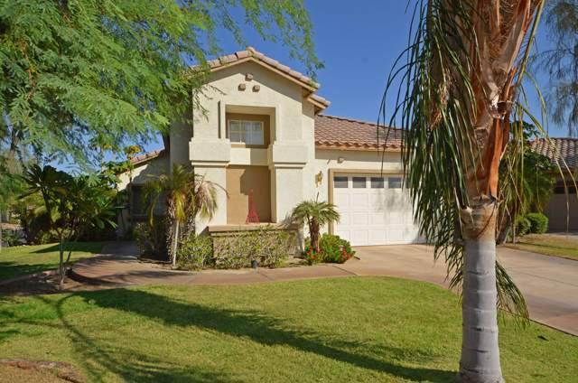 80166 Golden Horseshoe Drive, Indio, CA 92201 (MLS #219031859) :: The John Jay Group - Bennion Deville Homes