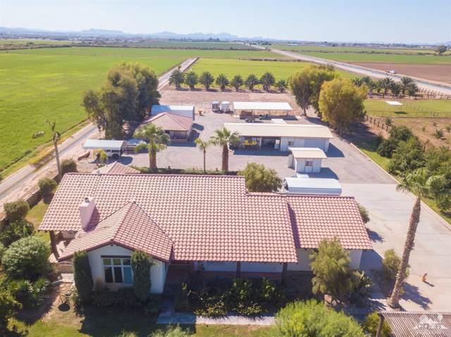 2350 E 10th Avenue, Blythe, CA 92225 (MLS #219031866) :: The John Jay Group - Bennion Deville Homes