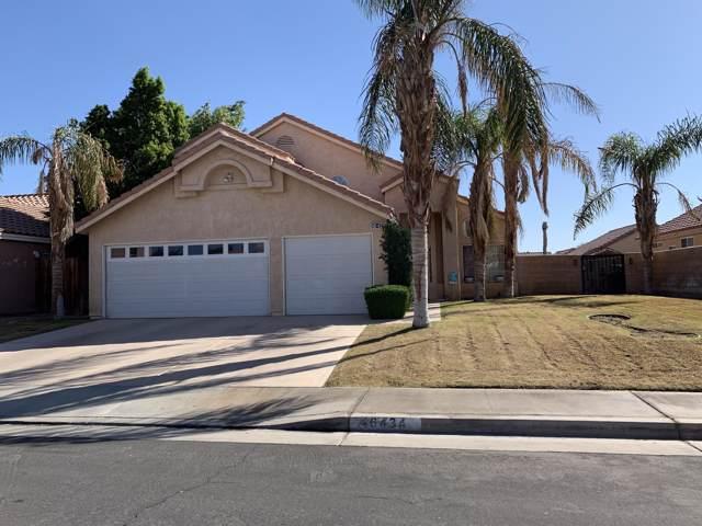 46434 Monte Vista Drive, Indio, CA 92201 (MLS #219031876) :: The John Jay Group - Bennion Deville Homes