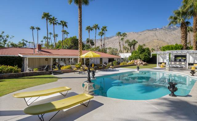 1020 E Via Colusa, Palm Springs, CA 92262 (MLS #219031907) :: Brad Schmett Real Estate Group