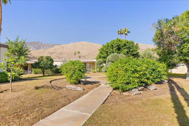 2110 S Via Mazatlan, Palm Springs, CA 92264 (MLS #219031912) :: Deirdre Coit and Associates