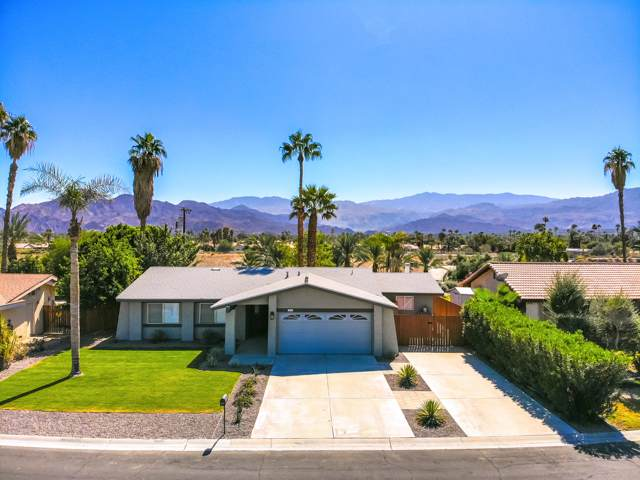 74567 Gary Avenue, Palm Desert, CA 92260 (MLS #219031928) :: The John Jay Group - Bennion Deville Homes