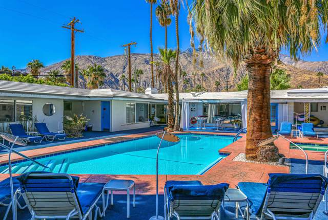 1420 N Indian Canyon Drive, Palm Springs, CA 92262 (MLS #219031929) :: The John Jay Group - Bennion Deville Homes