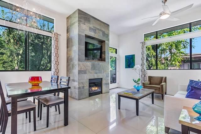 820 E Palm Canyon Drive, Palm Springs, CA 92264 (MLS #219031930) :: The John Jay Group - Bennion Deville Homes