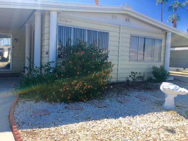 86 Desert Rose Drive, Palm Springs, CA 92264 (MLS #219031933) :: The John Jay Group - Bennion Deville Homes
